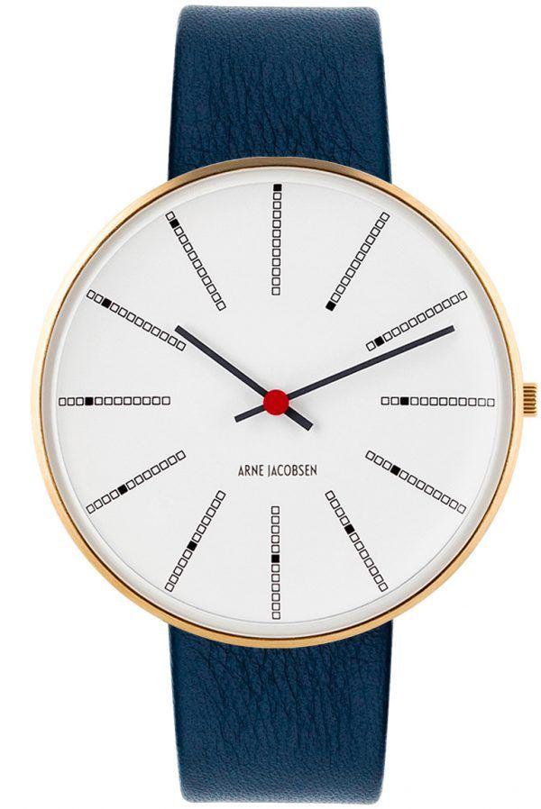 Arne Jacobsen Bankers ur 40mm - 53108-2004G