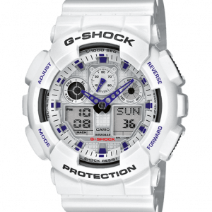 CASIO G-SHOCK GA100A7AER