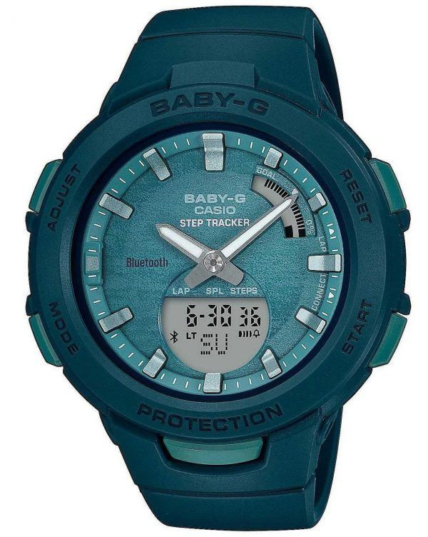 Casio Baby G BSA-B100AC-3AER Unisexur