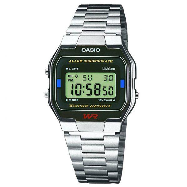 Casio Classic A163WA-1QES Ur