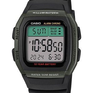 Casio Classic Digital Ur til Herre W-96H-3AVEF