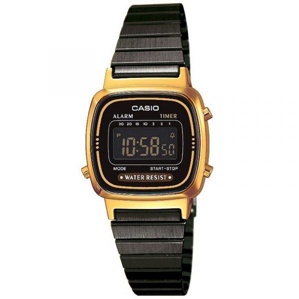 Casio Classic LA670WEGB-1BEF Dameur