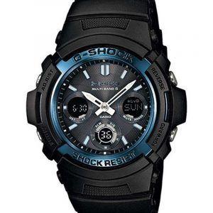 Casio G-Shock AWG-M100A-1AER Ur