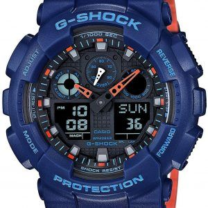 Casio G-Shock Ur til Herre GA-100L-2AER