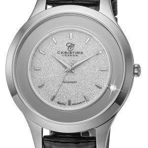Christina Collect watch, stål 38 mm, Magic - 310SWBL-MAGIC