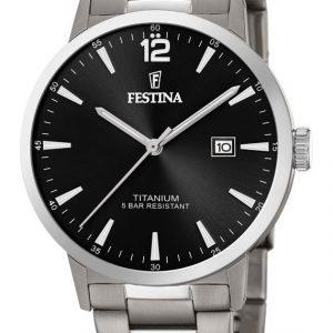 Festina Titanium Date Ur 20435/3