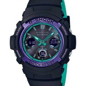 G-Shock Herreur Fra Casio AWG-M100SBL-1AER