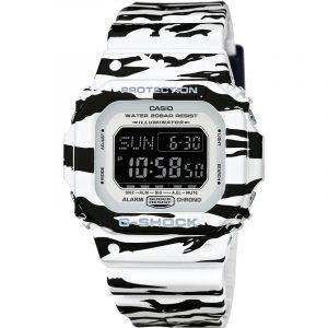 G-Shock Ur Fra Casio DW-D5600BW-7ER