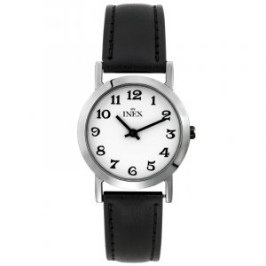Inex Ladies Silver And Black Dameur A12006S0A