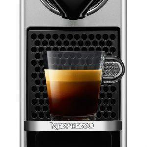 Nespresso CitiZ kapselkaffemaskine XN741B10WP (sølv)