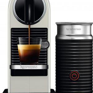 Nespresso Citiz & Milk kapselmaskine EN267WAE (hvid)