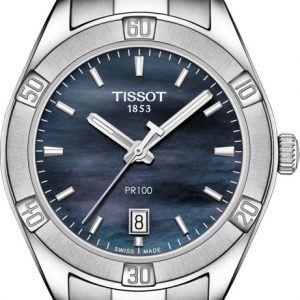 Tissot PR100 Sport Chic dameur - T1019101112100