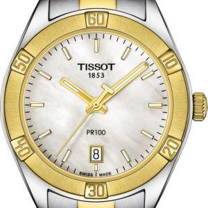 Tissot PR100 Sport Chic dameur - T1019102211100