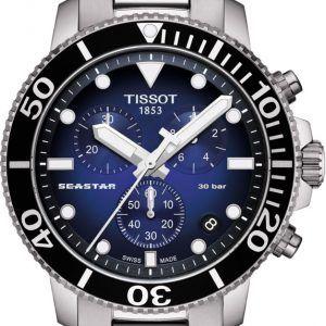 Tissot Seastar 1000 herreur - T1204171104101