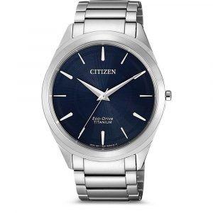 Citizen Ur til Herre Super Titanium Eco-Drive BJ6520-82L