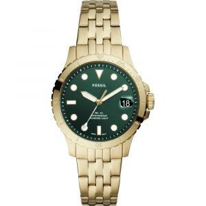 Fossil Three Hand Date Dameur ES4746