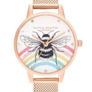 Olivia Burton Rainbow Bee OB16WL90 Dameur