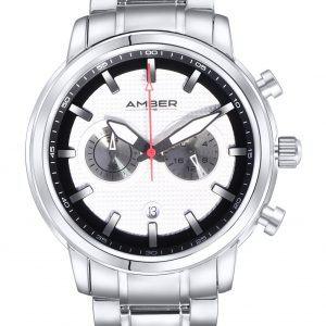 Amber Time Mens Quartz Chronograph