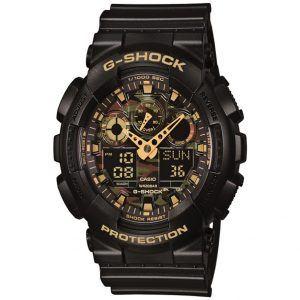 Casio Ur G-Shock GA-100CF-1A9ER