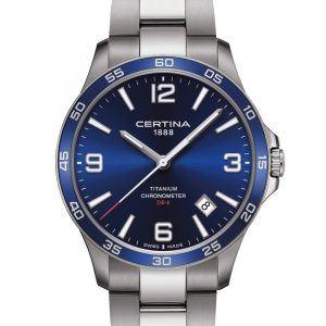 Certina DS-8 Blue C0338514404700 Herreur