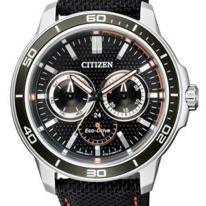 Citizen Multifunction Eco Drive Ur BU2040-05E
