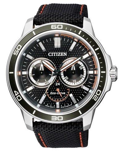 Citizen Multifunction Eco Drive Ur BU2040-05E