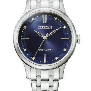 Citizen Platform Eco Drive EM0890-85L Ur til Dame