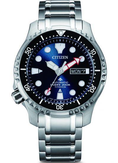 Citizen Promaster Automatic Titanium NY0100-50M Herreur