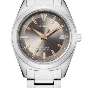 Citizen Super Titanium Ur FE6150-85H