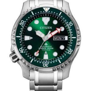 Citizen Ur til Herre Promaster Automatic Titanium NY0100-50X