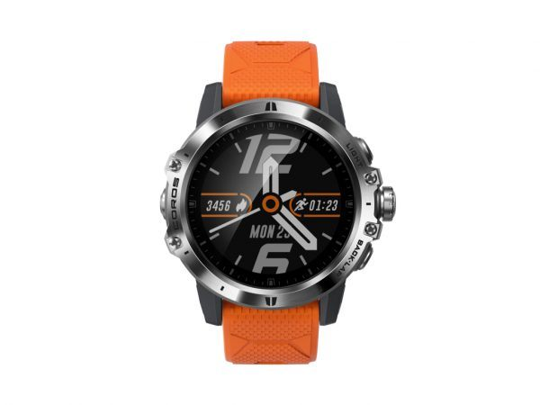 Coros - Vertix - Sportsur med GPS - Fire Dragon/Orange
