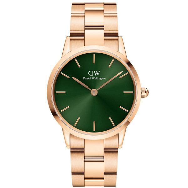 36 MM Iconic Emerald Rose Ur Fra Daniel Wellington ADW00100419