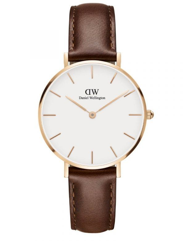 Classic White Petite St Mawes 32 MM ADW00100175 Ur til Dame