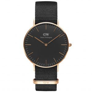 Daniel Wellington ADW00100150 Classic Black Cornwall