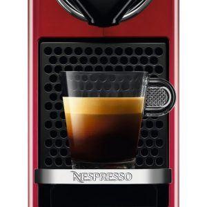 Nespresso CitiZ kapselkaffemaskine XN741510WP (rød)