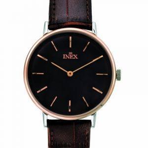Inex Herreur Mens Black A69502-1B5I