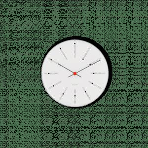 Arne Jacobsen Væg ur - BANKERS - 16 cm
