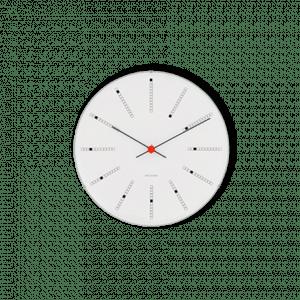 Arne Jacobsen Væg ur - BANKERS - 21 cm