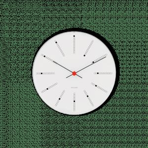 Arne Jacobsen Væg ur - BANKERS - 29 cm