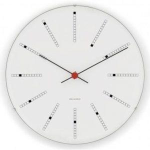 Arne Jacobsen Væg ur - BANKERS - 48 cm
