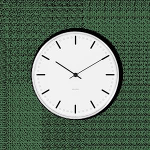 Arne Jacobsen Væg ur - CITY HALL - 29 cm