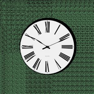 Arne Jacobsen Væg ur - ROMAN - 29 cm