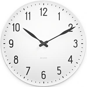 Arne Jacobsen Væg ur - STATION - 48 cm