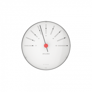 Arne Jacobsen Vejrstation Hygrometer - BANKERS - 12 cm