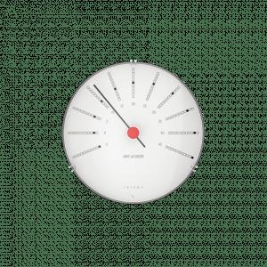 Arne Jacobsen Vejrstation thermometer - BANKERS - 12 cm