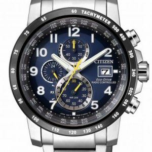 Citizen Eco-Drive Radio Controlled AT8124-91L Herreur
