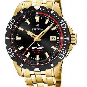 Festina Golden Diver 20500/4 Ur til Herre