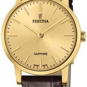 Festina Swiss Made Slim Ur 20017/2