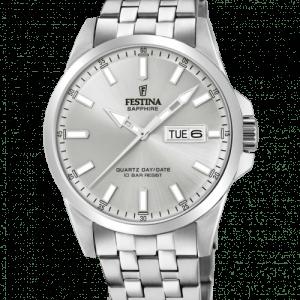 Festina Ur Classic Day Date 20558/2