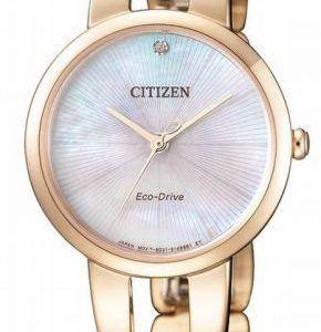 Citizen Eco-Drive EM0433-87D Dameur